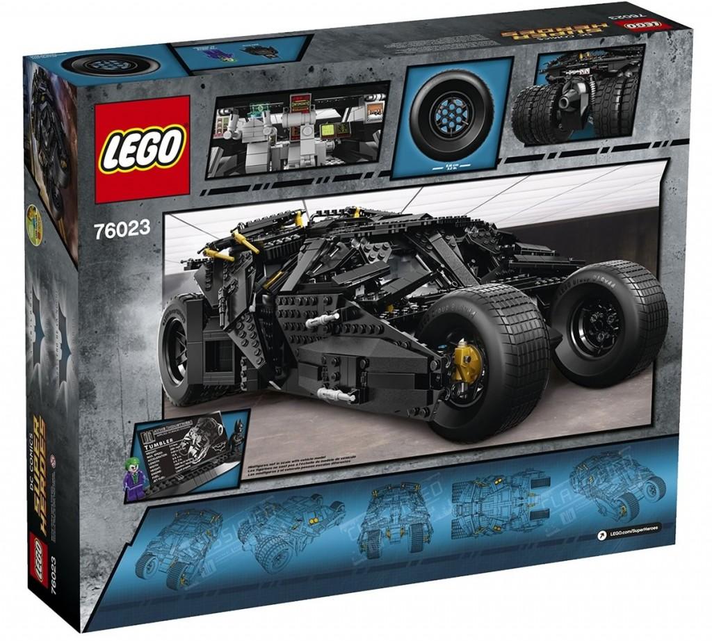lego 76023 the tumbler - 02