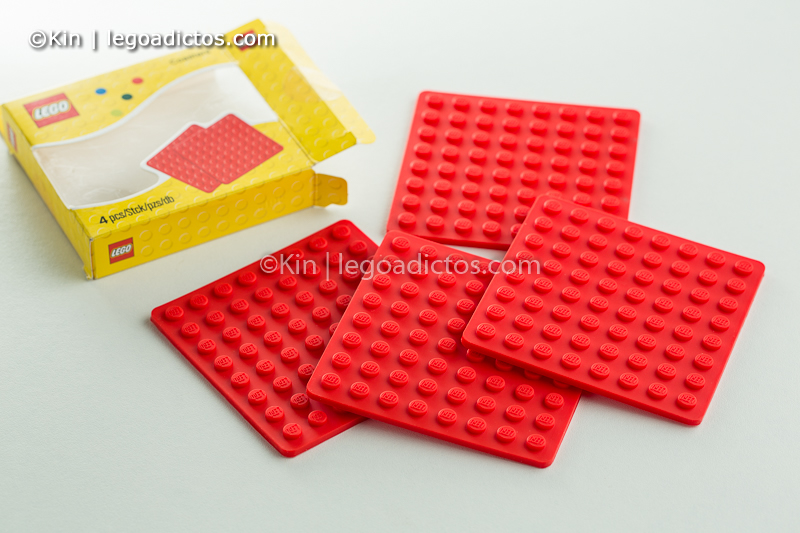 review posavasos de lego-9745