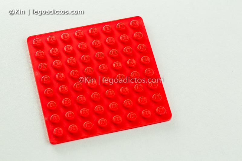 review posavasos de lego-9748