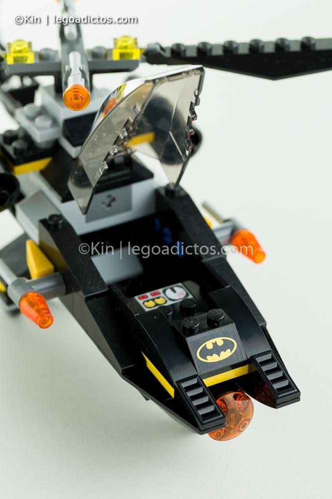 lego batman el ataque de man-bat-5305